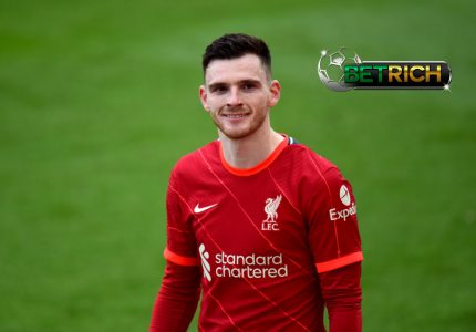 Andy Robertson ฝันถึง Celtic